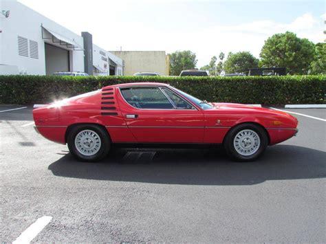 Alfa Romeo Montreal For Sale Usa by 1973 Alfa Romeo Montreal For Sale 1882778 Hemmings