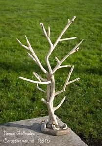 Arbre En Bois Deco : arbre bijoux en bois flott dition 2015 caract re ~ Premium-room.com Idées de Décoration