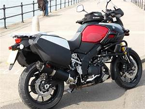 Suzuki V Strom 1000 Avis : v strom dl1000 adventure 2014 motorbike exhausts fuel exhausts ~ Nature-et-papiers.com Idées de Décoration