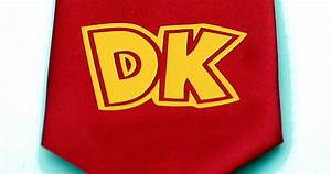 Donkey Kong Tie Shut Up And Take My Yen