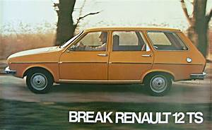 Renault 12 Ts  U2013 R12 Passion