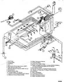 similiar 5 7 mercruiser engine wiring diagram keywords mercruiser 0l331599 thru 0l335999 wiring harness efi diagram and