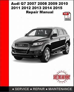 Audi Q7 2015 Manual