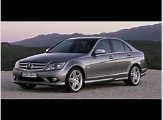 Mercedes W204 C Class oil and filter conventional change