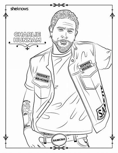 Coloring Pages Adult Male Printable Getcolorings Sheknows
