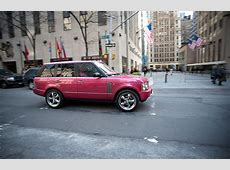 Cam'ron's 2003 Pink Range Rover Gallery The 25 Most