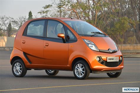 indian car tata tata introduces genx nano pre launch power of 1 1 offer