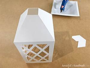 DIY Paper Lanterns Decor - Houseful of Handmade
