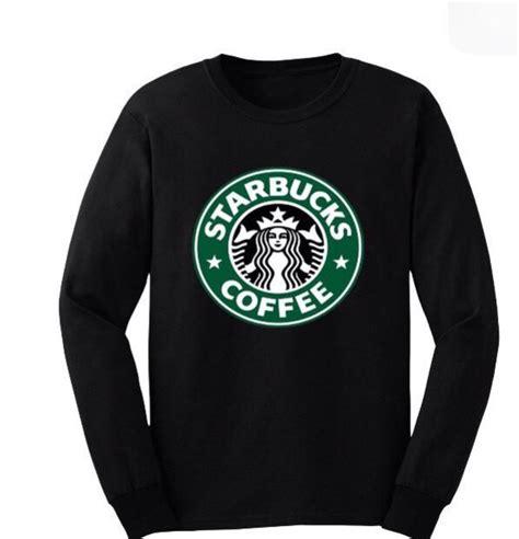 Kaos Tshirt Starbucks Coffee starbucks coffee sweatshirt starbucks coffee sweater white