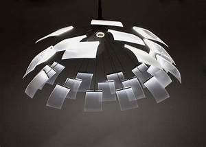 Designer Kronleuchter Modern : unique and beautiful chandelier with moveable leaves ~ Michelbontemps.com Haus und Dekorationen