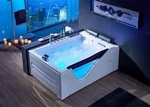 Baignoire Pour 2 : baignoire baln o rectangulaire g cayenne baignoire baln o ~ Edinachiropracticcenter.com Idées de Décoration