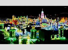 Harbin Ice and Snow Festival Expat Neighbors