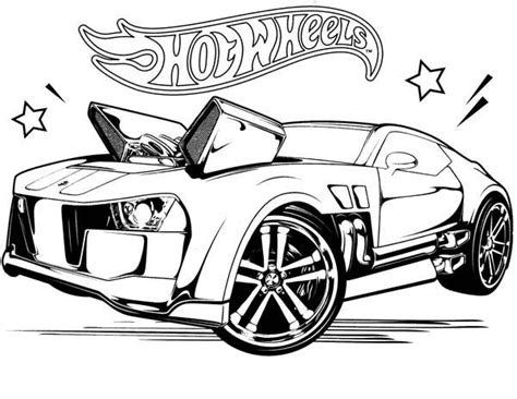 hot wheels coloring pages  print img  hot