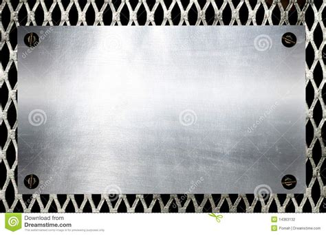 metal template metal template background stock photography image 14363132