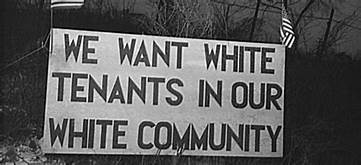 Segregation is alive and well in America's so-called land of opportunity Th?id=OIP.XhjGliexv57mMqhP73T5TwHaDY&pid=15