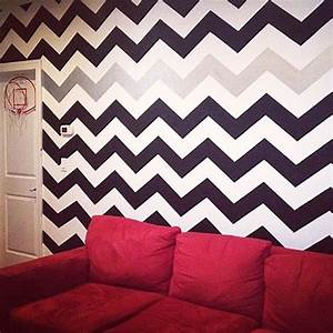 chevron stencil pattern geometric stencils for trendy With chevron template for walls