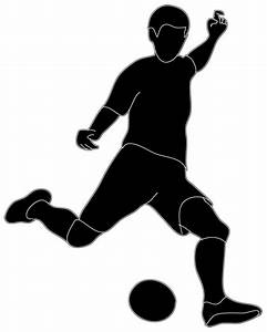 Soccer player kicking ball #soccer #football #sport # ...