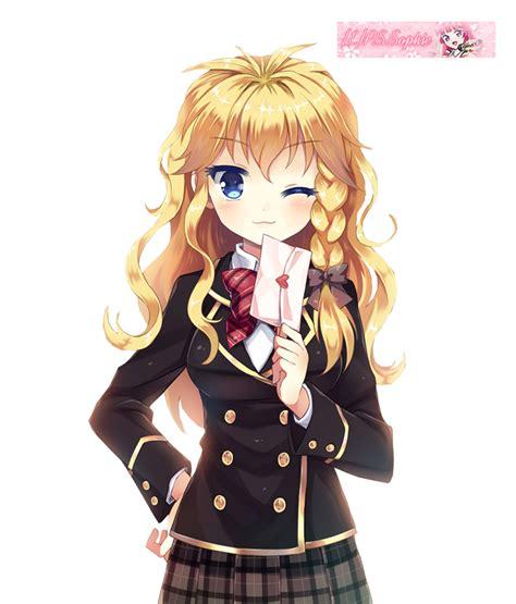 Free Anime Girl Png By Mizukiyukino12 On Deviantart