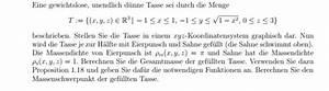 Zerfallskonstante Berechnen : massenschwerpunkt berechnen mathelounge ~ Themetempest.com Abrechnung