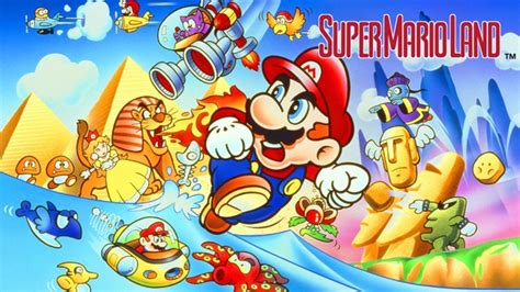 The Surreal, Underrated Brilliance Of Super Mario Land