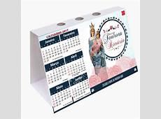 Calendário de Mesa Nossa Senhora do Rosário 2018