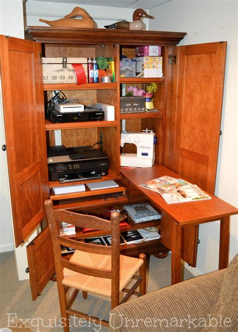 diy craft cabinet my craft space exquisitely unremarkable