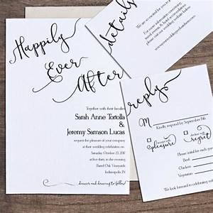 wedding invitation template printable wedding invitation With wedding party invitations after getting married
