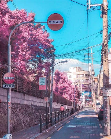 aesthetic seoul korea wallpaper aesthetic korea south