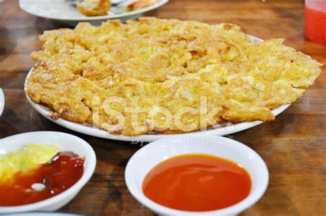 Thai Omelette Stock Photos