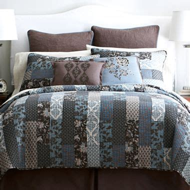 jc penneys quilts linden westerly quilt jcpenney master retreat