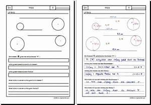 Umfang Berechnen Kreis Online : mathematik geometrie arbeitsblatt kreis umfang 8500 ~ Themetempest.com Abrechnung