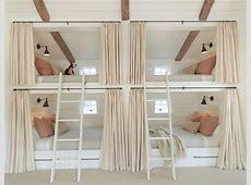 INSPIRATION ARCHIVE BUILTIN BUNK BEDS