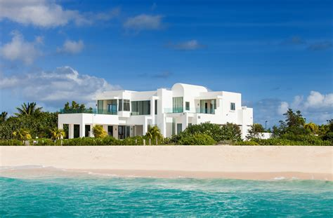 Luxury The Beach House  Caribbean, Anguilla  My Private
