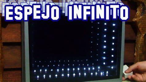 Como hacer el espejo infinito   YouTube