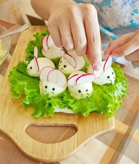 decoration d oeufs durs 1001 recettes et id 233 es pour un repas de p 226 ques savoureux