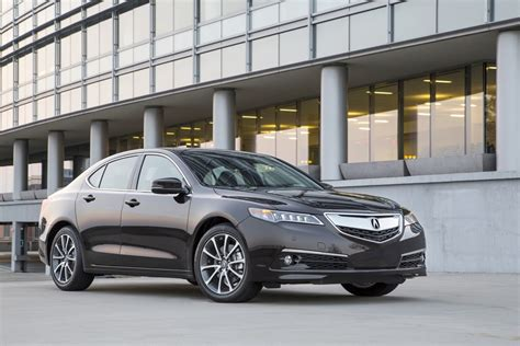 2017 Acura Tlx To Carry Starting Msrp Of ,900