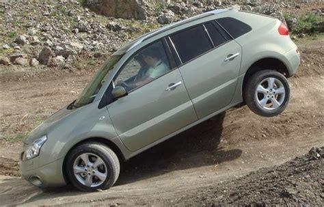 renault koleos  road test road tests honest john