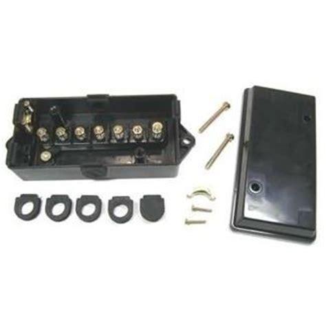 Trailer Wiring Junction Box Ordertrailerparts