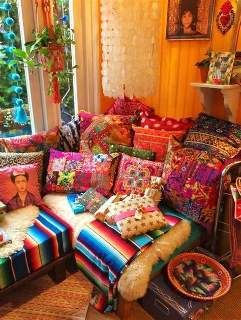 inspiring boho style home decor ideas boho living