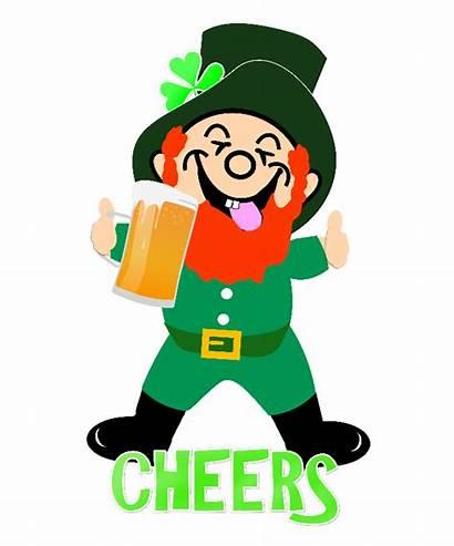 Leprechaun Funny Irish Close Zippi Hover