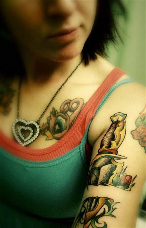 cool tattoos    unique pretty designs