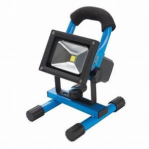 Projecteur De Chantier Led : projecteur de chantier led rechargeable avec port usb ~ Edinachiropracticcenter.com Idées de Décoration