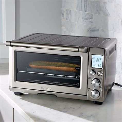 Breville Toaster Oven by Breville Bov800xl Smart Oven Crate And Barrel