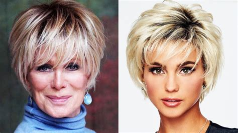 Hairstyles For Women Over 60 That Make You Look Younger