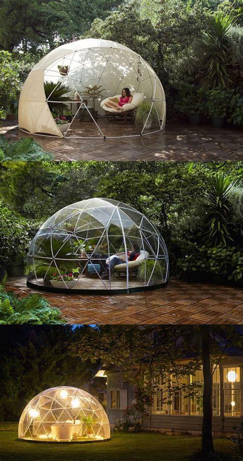 garten iglu glas das garten iglu ist ein transparenter baldachin f 252 r ihren