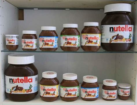grand pot de nutella 5 kg nutella day le top des choses 224 savoir sur la c 233 l 232 bre p 226 te 224 tartiner