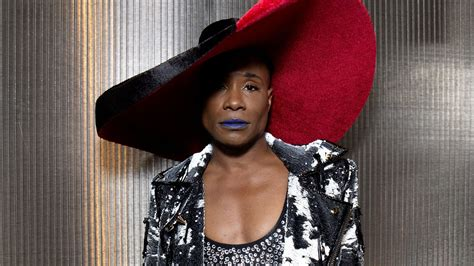 Official Billy Porter The Best Dressed