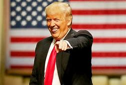 Image result for trump laughs