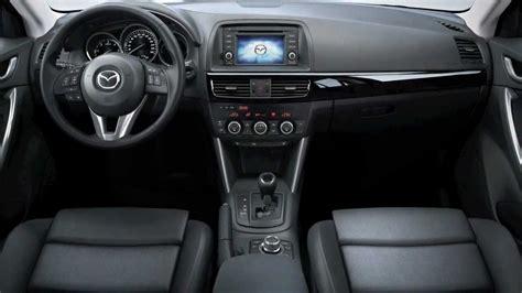 Mazda Cx-5 Interior Unveiled.