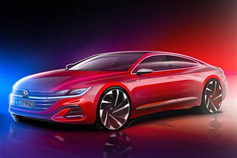 Arteon Shooting Brake adds glamour to VW's lineup | Parkers
